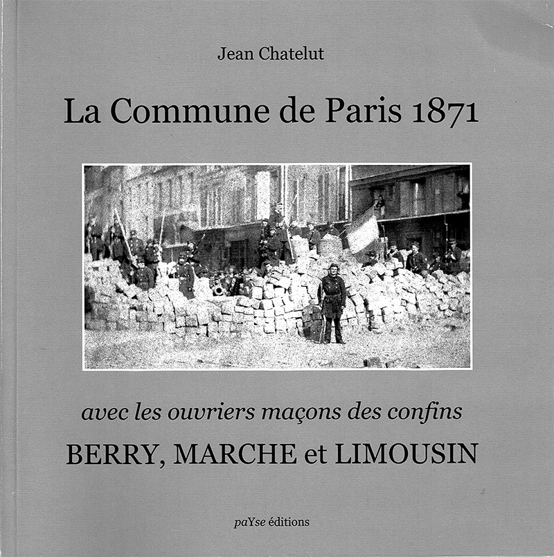 commne paris 1871 jean chatelut