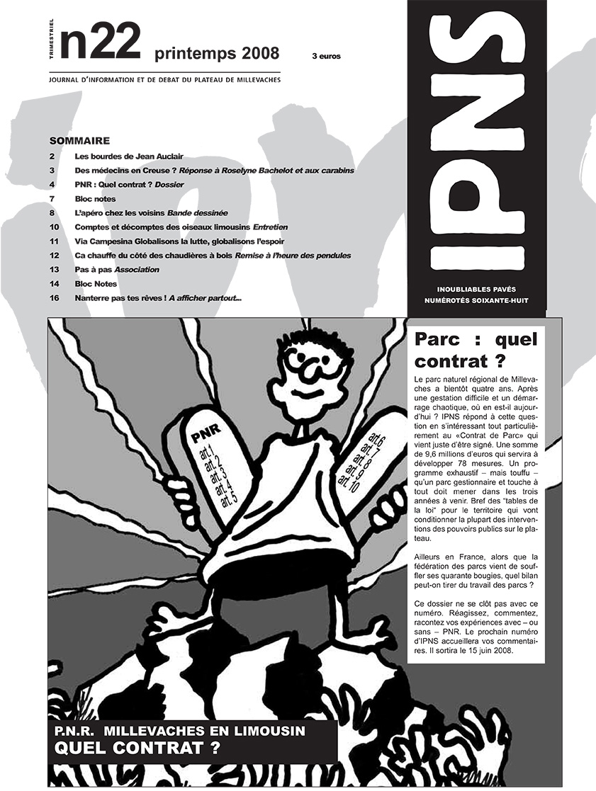 journal ipns couverture 22