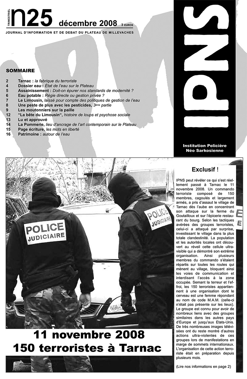 journal ipns couverture 25