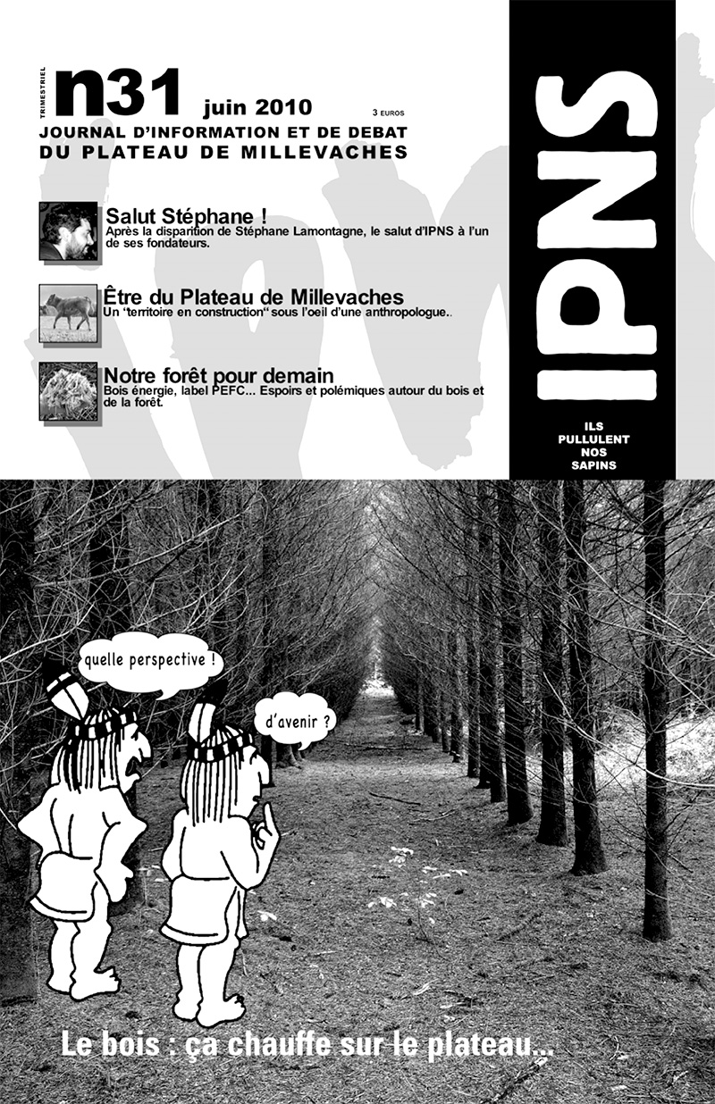 journal ipns couverture 31