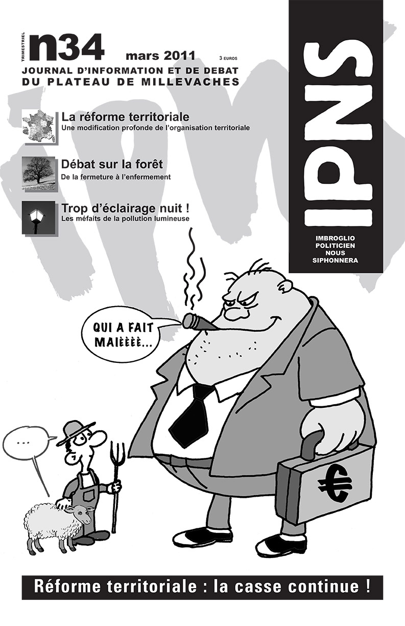 journal ipns couverture 34