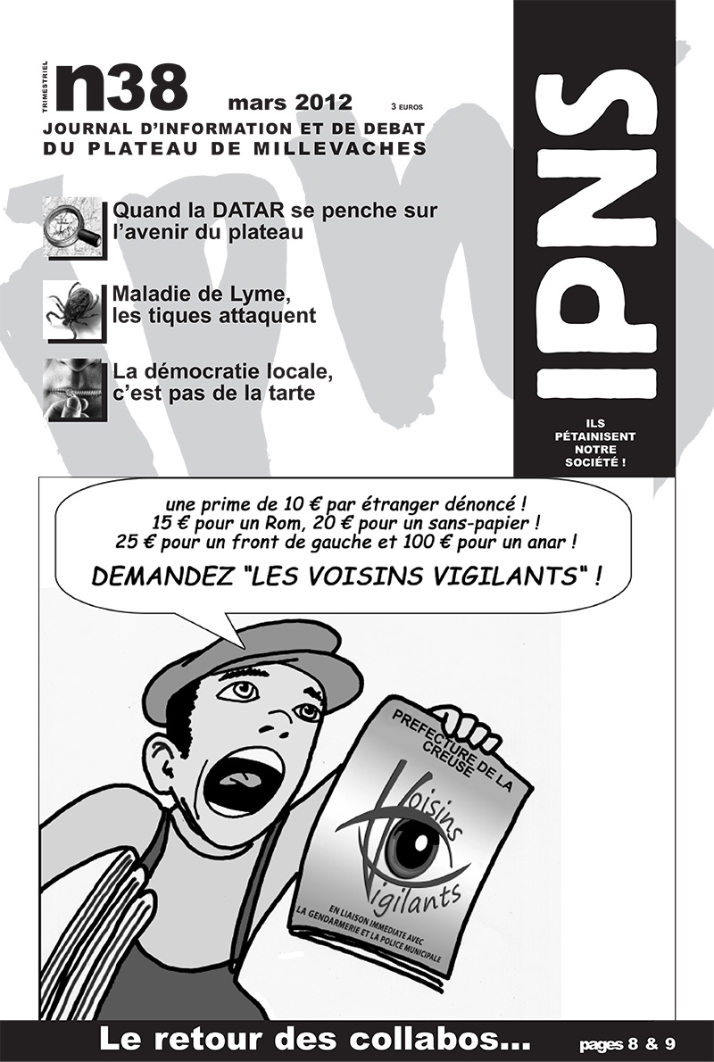 journal ipns couverture 38