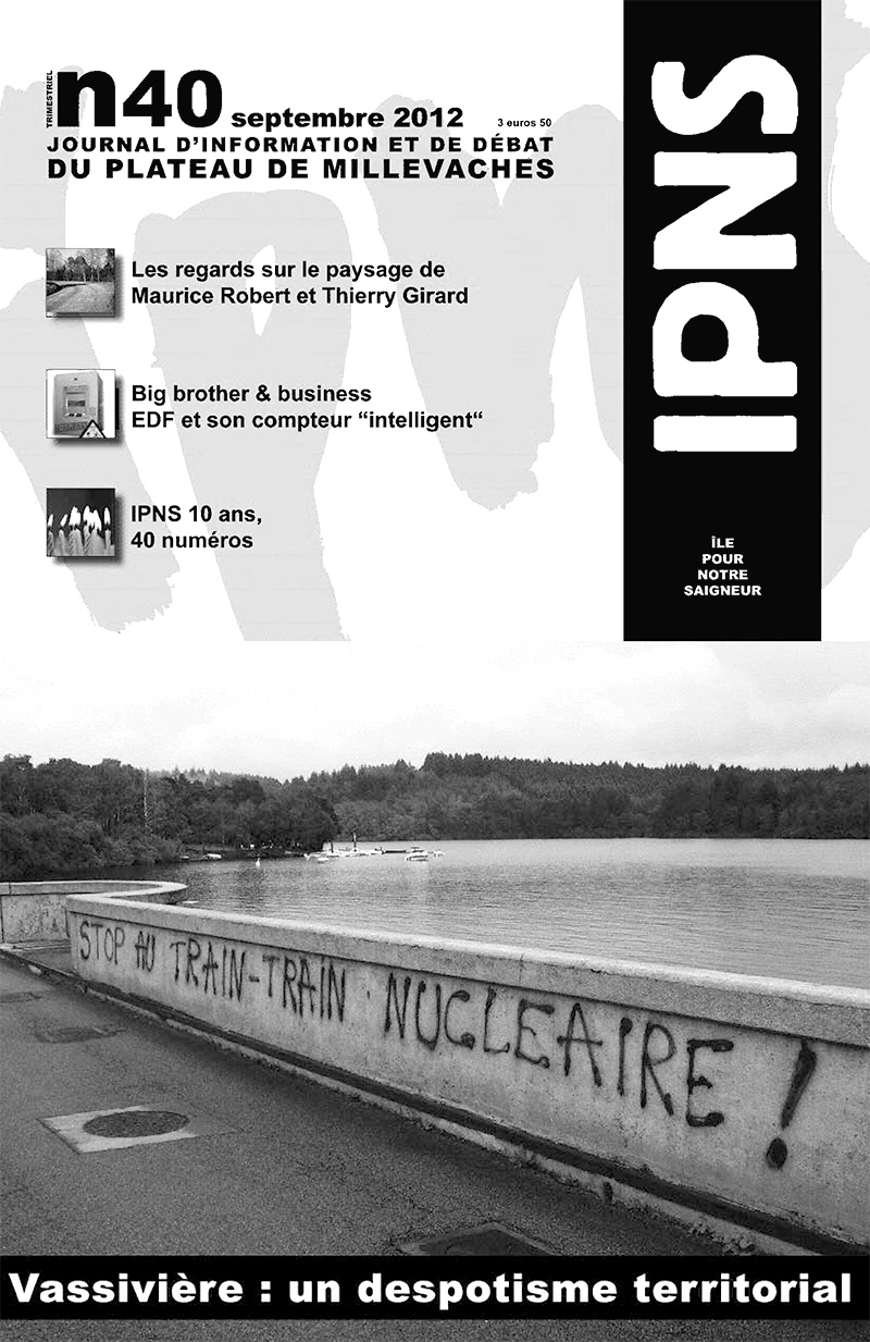 journal ipns couverture 40