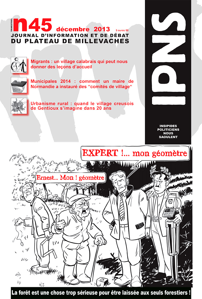 journal ipns couverture 45