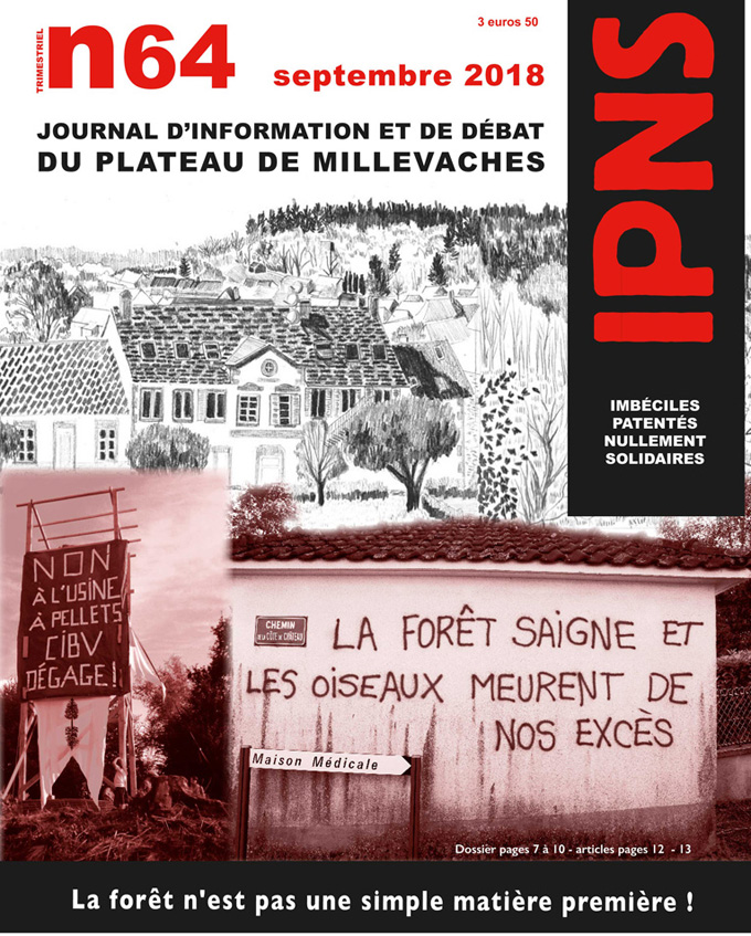 journal ipns couverture 64