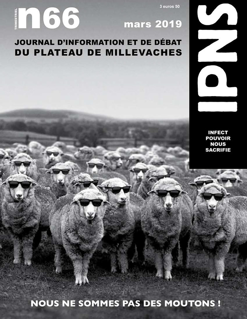 journal ipns couverture 66